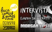 claudio chiaverotti morgan lost intervista