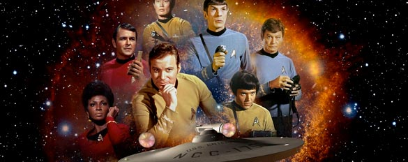 star trek serie tv