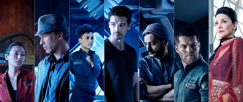the expanse serie tv su netflix prima stagione