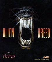 alien breed videogioco copertina