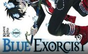 Ao no Exorcist manga
