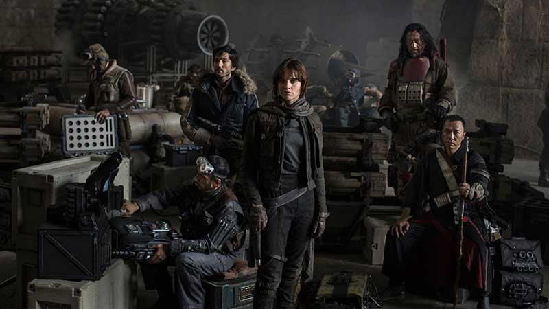 rogue one a star wars story recensione