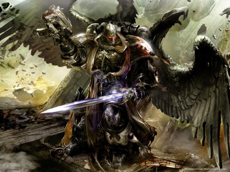angeli oscuri caduti