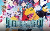 Digimon World next order cover
