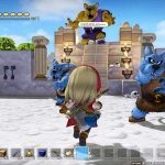 dragon quest builders screen gameplay
