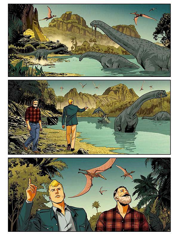 martin mystere nac l'arca dell'estinzione