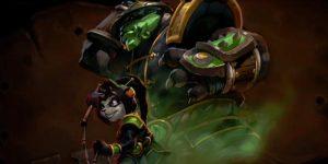 mid jade shaman grafica