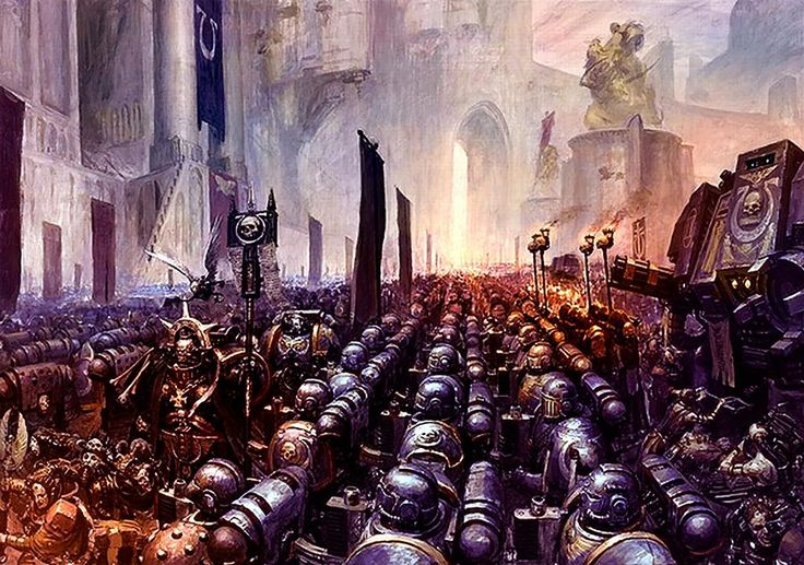 warhammer ultramarine