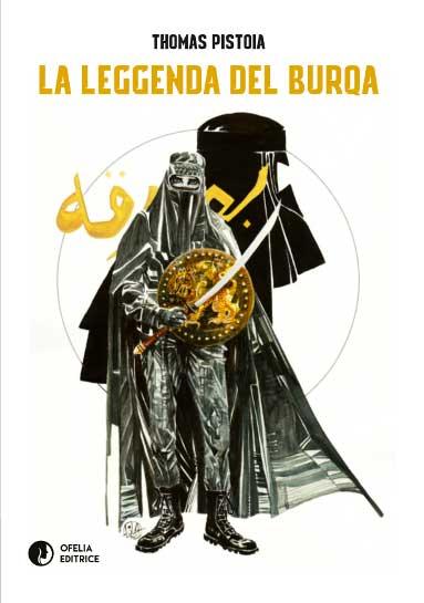 la leggenda del burqa copertina