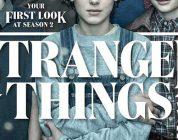 stranger things copertina EW