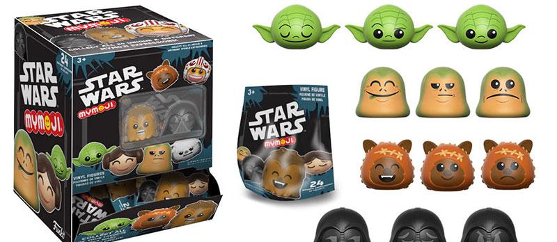 Funko ci presenta le Star Wars MyMoji Characters