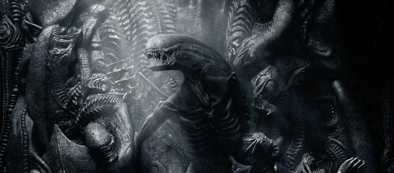 Alien Covenant |  Le connessioni con Prometheus e una nuova immagine del Neomorfo