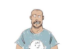 nicola saviori caricatura