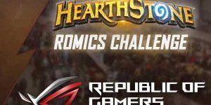 torneo hearthstone romics