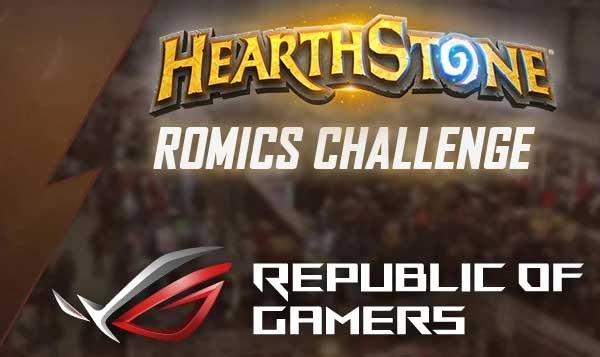 Il Team Renegades vince il torneo Hearthstone del Romics marchiato ASUS