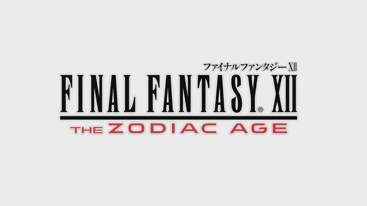 Rilasciato un nuovo trailer di Final Fantasy XII: The Zodiac Age