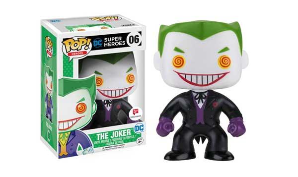 Funko Pop: le 5 più belle Funko Pop sul Joker
