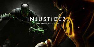 injustice 2 videogioco cover