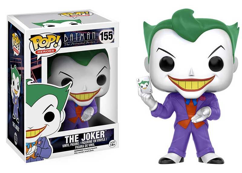 joker animated series funko pop