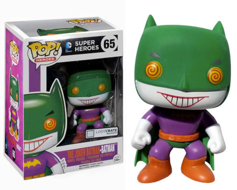 the joker batman funko pop