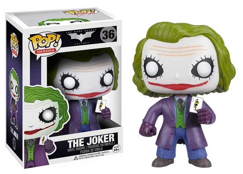 joker dark knight funko pop