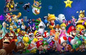 Top 10 in Redazione: i 10 giochi di Super Mario Bros più belli