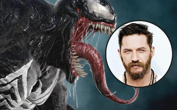 Venom |  la Sony ufficializza Tom Hardy protagonista del film