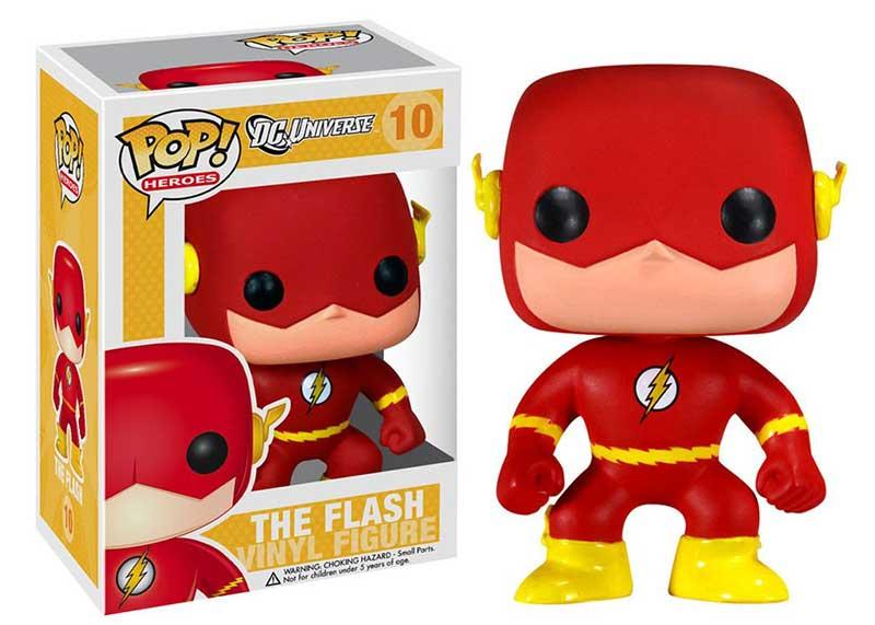 flash funko pop DC universe