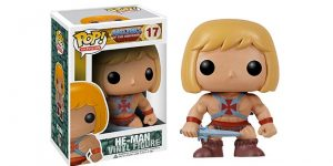 he man masters of the universe funko pop