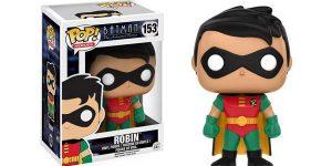 robin funko pop DC universe
