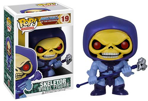 skeletor masters of the universe funko pop