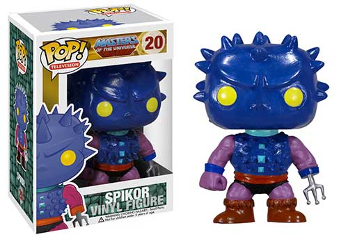 spikor masters of the universe funko pop
