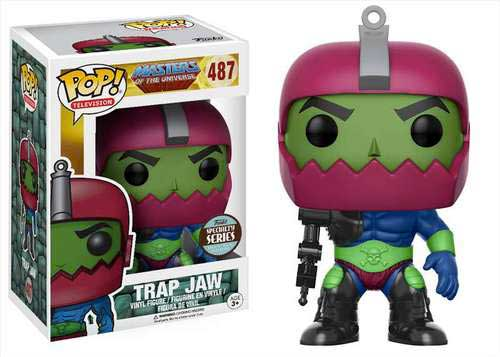 trap jaw masters of the universe funko pop