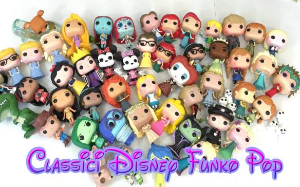 Funko Pop: Le 5 dei Classici Disney che più ci piacciono