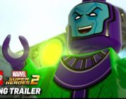 LEGO Marvel Super Heroes 2 – Kang nel nuovo trailer