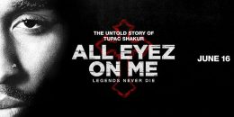 All Eyez on Me: A Settembre nelle sale il film su Tupac Shakur