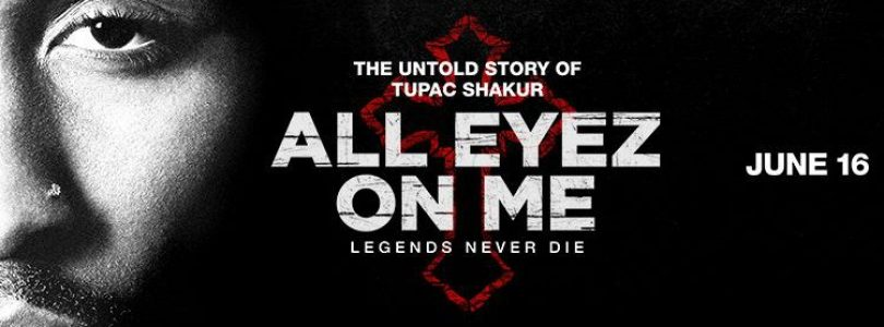 All Eyez on Me: A Settembre nelle sale il film su Tupac Shakur