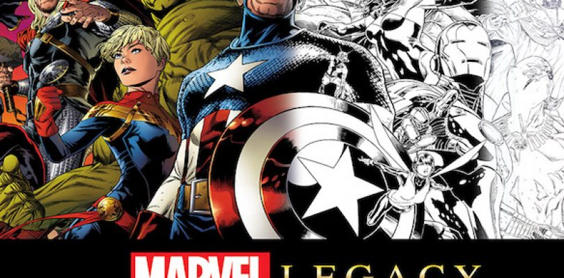 Marvel Legacy Cover