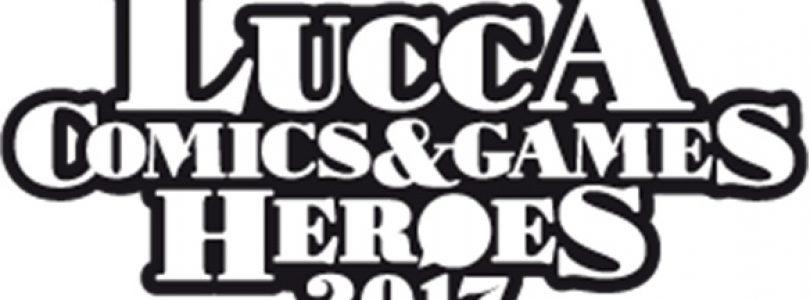 TOP 5: annunci fumettosi di Lucca Comics and Games 2017