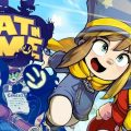 a hat in time, videogioco platform: cover