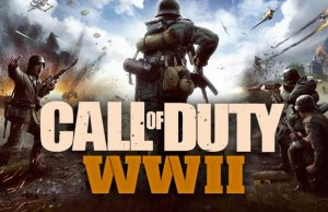 Call of Duty WWII cover