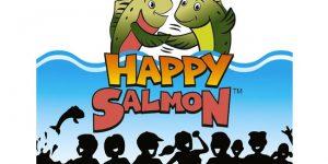 happy salmon gioco di carte DV giochi