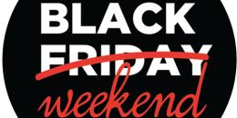 GameStop sull'onda del Black Friday parte col Black Weekend!