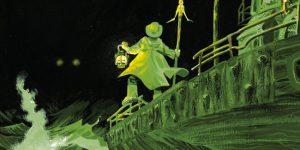 kraken copertina graphic novel tunuè