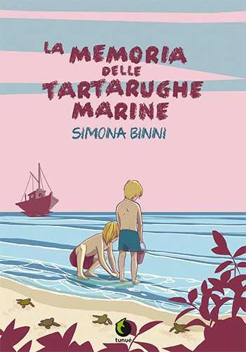 La memoria delle tartarughe merine copertina graphic novel