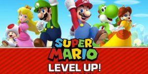 super mario level up gioco da tavolo: DV giochi