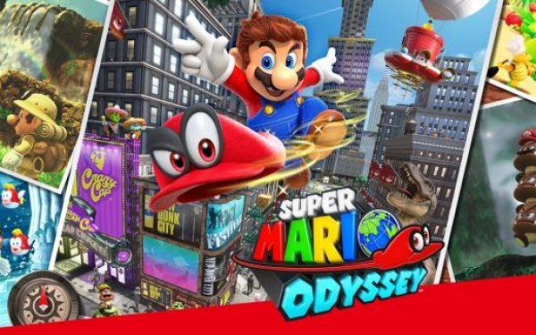 Acquisti per le feste: Super Mario Odyssey