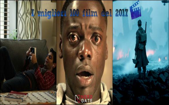 I migliori 100 film del 2017 secondo Rotten Tomatoes