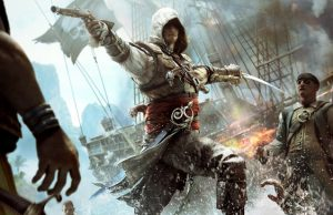 Assassin's Creed IV: Black Flag, Ubisoft lo regala!