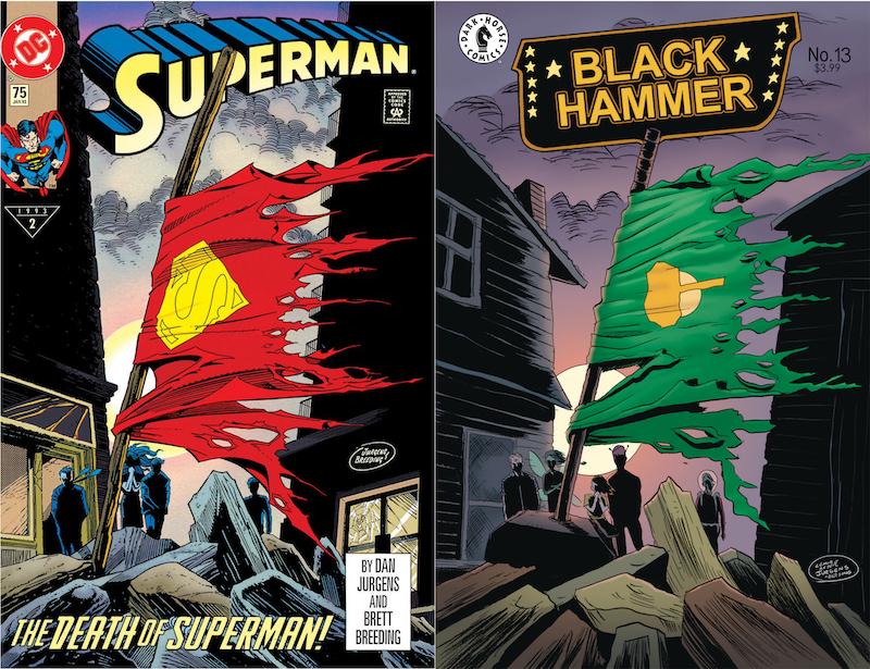 Black Hammer 9
